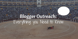Blogger Outreach - Header Image