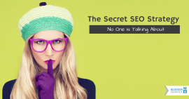 The Secret SEO Strategy No One Is Talking About