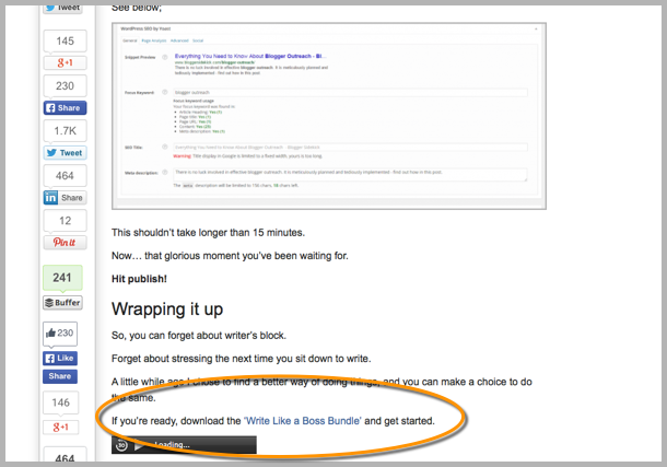 Bottom opt-in on how to guest blog