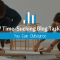 27 Time-Sucking Blog Tasks You Can Outsource [Infographic]
