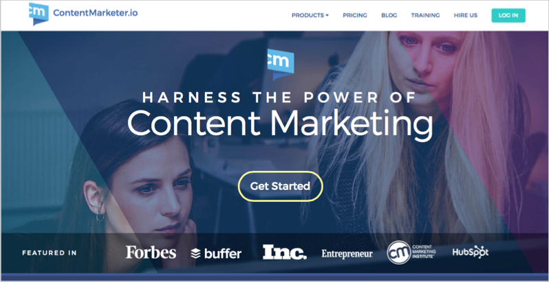 Content Marketer.io for blog outsourcing management