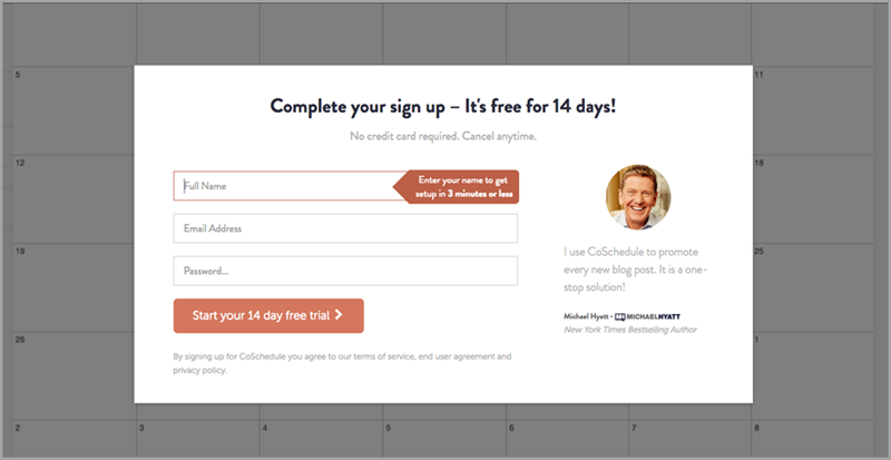 Free Trial for lead magnet ideas