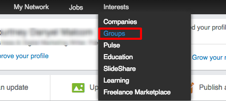 LinkedIn Groups 1